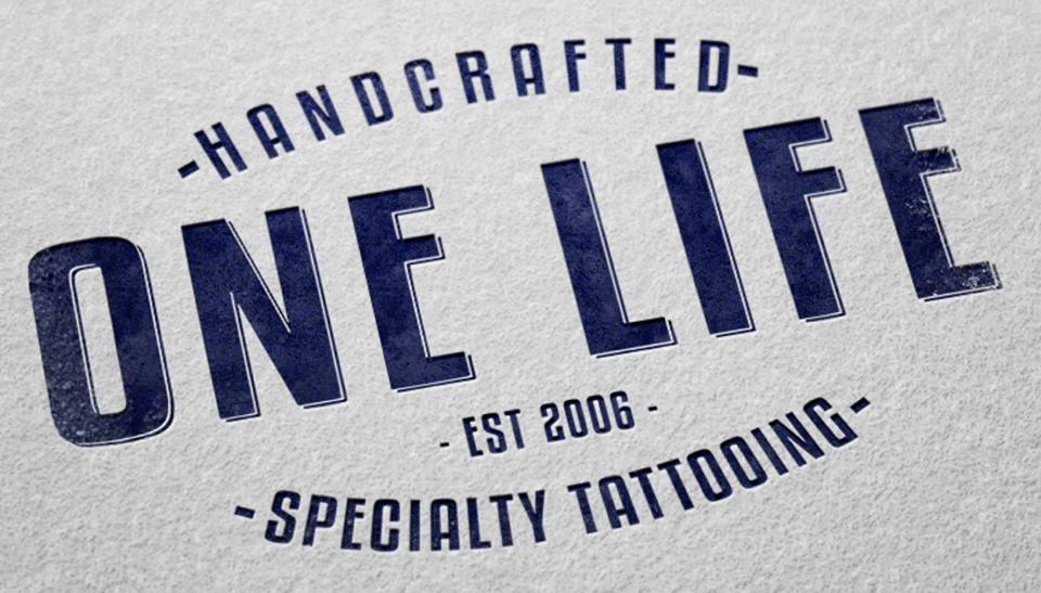 One Life Tatoo