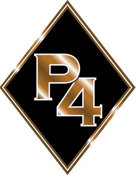 P4 Logo